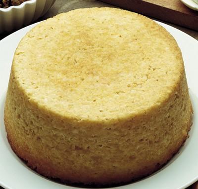 Timballo di riso ai formaggi