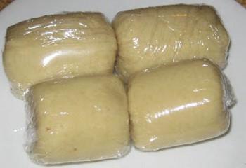 Come congelare Pasta di mandorle