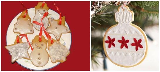 Biscotti di Natale al cocco