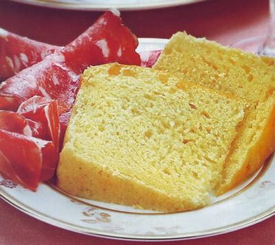 Torta salata lievitata al formaggio