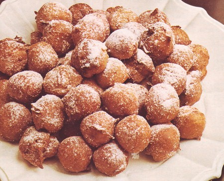 Tortelli dolci di zucca