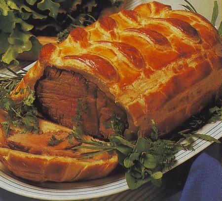 Filetto di manzo in crosta