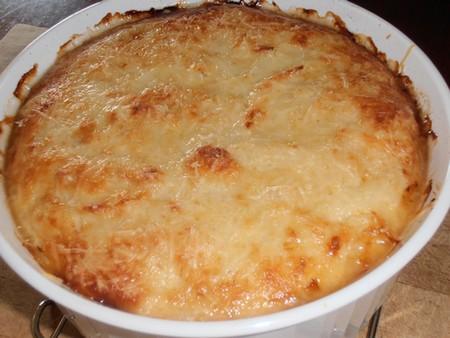 Soufflé al formaggio