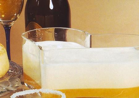Zabaione allo champagne