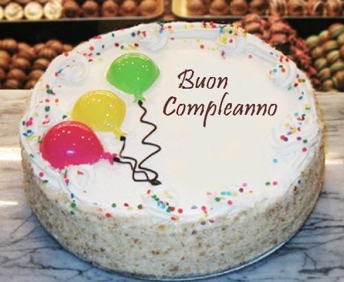 Torta Compleanno Ricette Semplici
