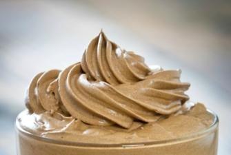 Crema di caffè e cioccolato