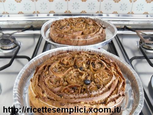 Pitta 'nchiusa Calabrese