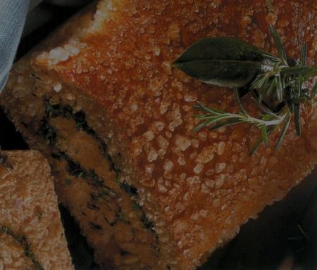 Filoncino di pane aromatico